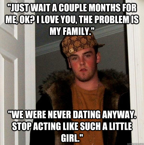 we were dating for 2 months