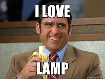 Attractive I Love Lamp