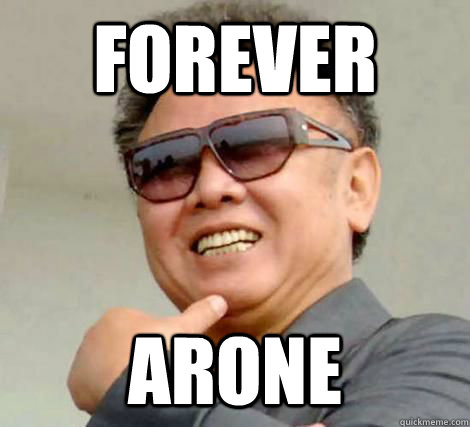Forever Arone - Forever Arone  Kim Jong-il
