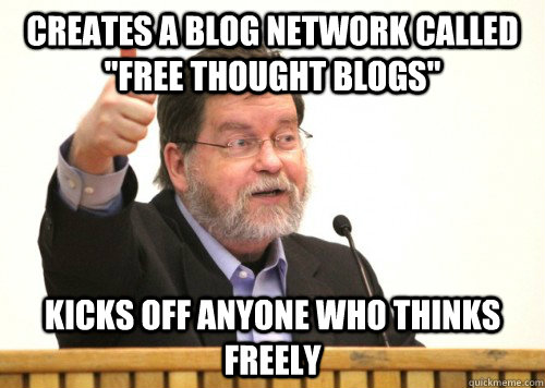 Creates a blog network called