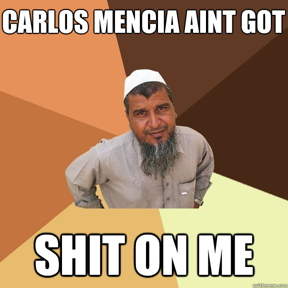 Carlos mencia aint got shit on me  Ordinary Muslim Man