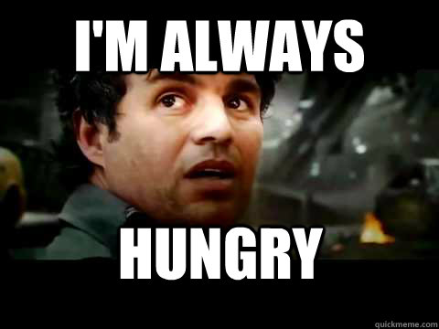 i'm always  hungry - i'm always  hungry  Misc