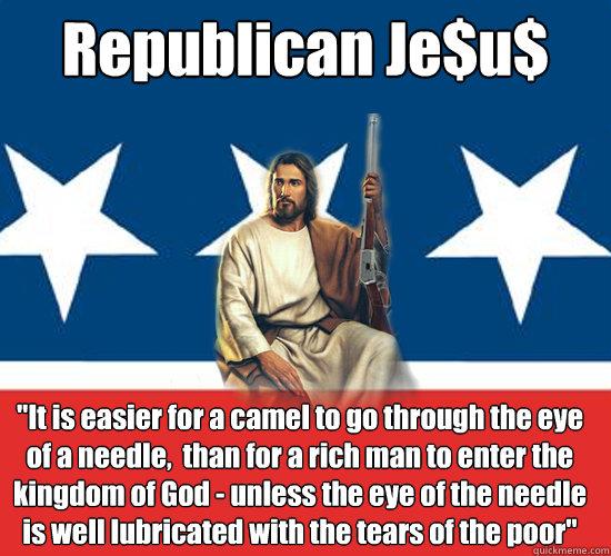Republican Je$u$