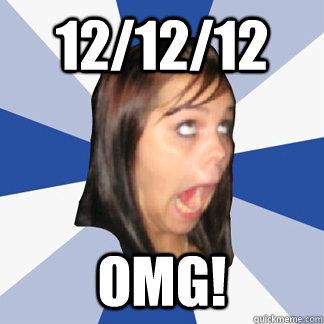 12/12/12 OMg! - 12/12/12 OMg!  Misc