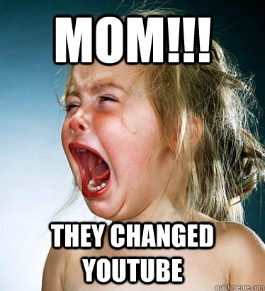 they changed youtube memes quickmeme