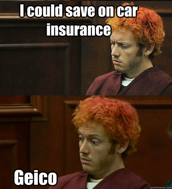 I could save on car insurance Geico