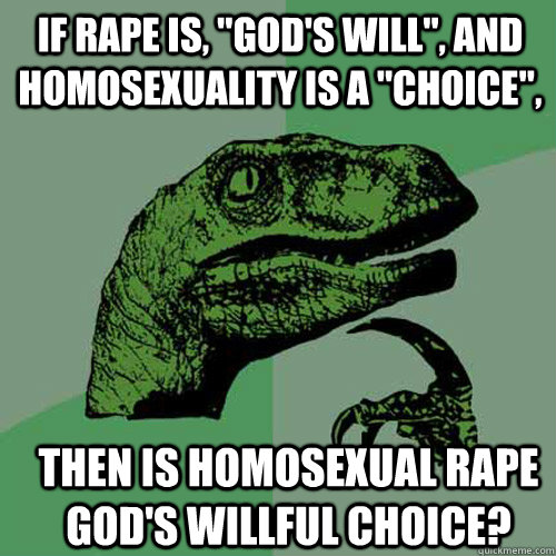 Is homsexuality a choice