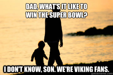 Vikings fan