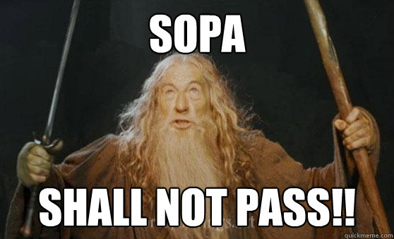 SOPA SHALL NOT PASS!! - SOPA SHALL NOT PASS!!  Misc