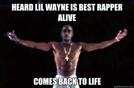That would lilwayne fuck the world
