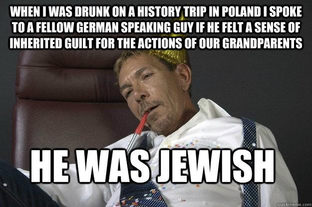 Funny Jewish Meme : Weird jewish guy kept staring at me shoot around page clutchfans