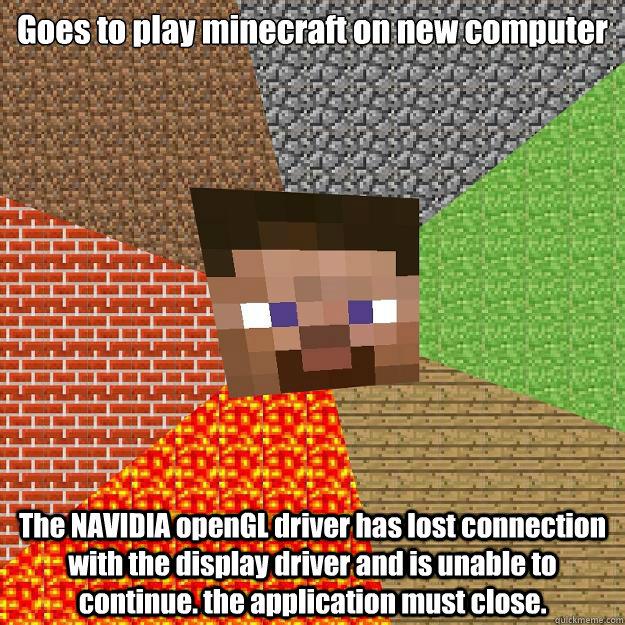 что такое opengl в minecraft - фото 8