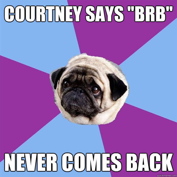 courtney says