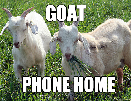 i m just a poor goat nobody loves me Goat Quotes quickmeme