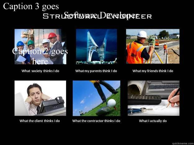 Software Developer Caption 2 goes here Caption 3 goes here