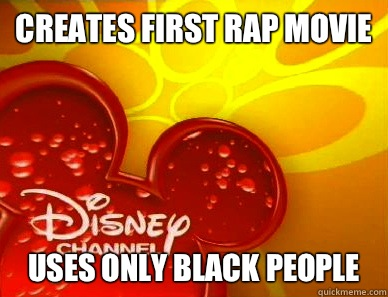 Creates first rap movie Uses only black people