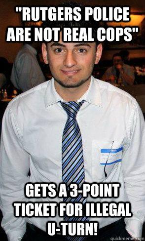 how to make a 3 point u turn
