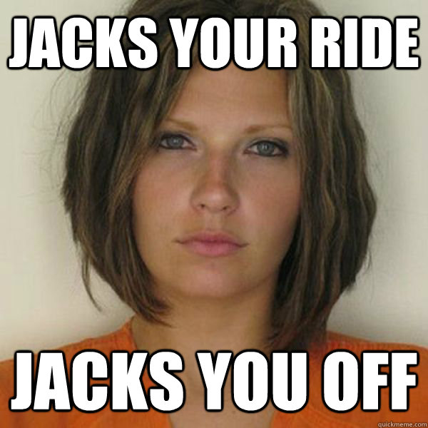Jacks your ride Jacks you off - Jacks your ride Jacks you off  Attractive Convict
