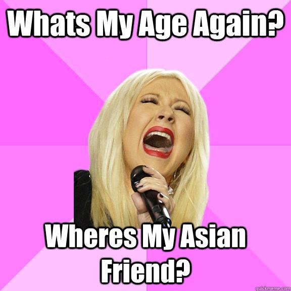 Wheres My Asian Friend 97