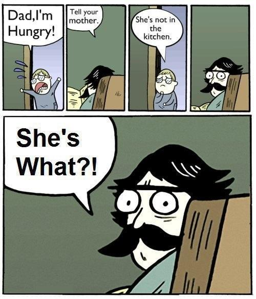 She's What?! -   Misc