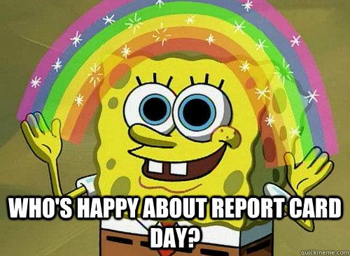 Αποτέλεσμα εικόνας για report card day