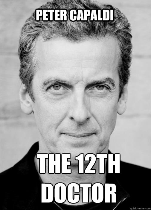 Peter Capaldi The 12th Doctor - Peter Capaldi The 12th Doctor  Misc