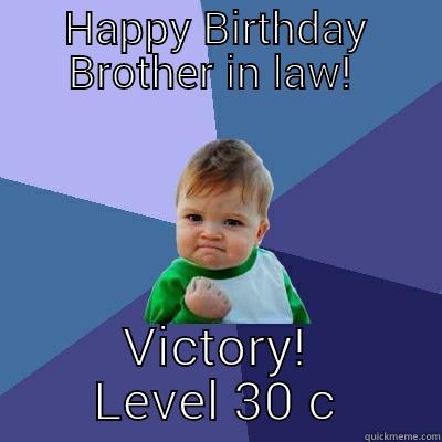 Birthday Success Quickmeme