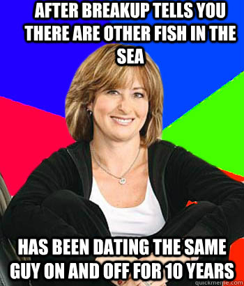 Fish in the sea dating