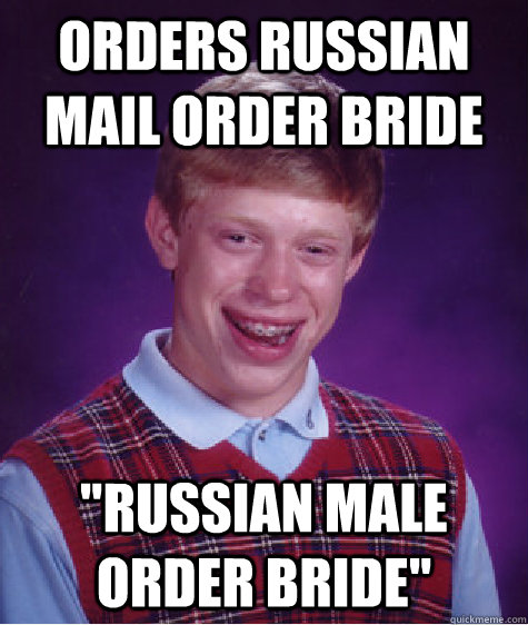 Russian Bride Laugh 58