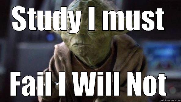 Funny Memes For Studying : Yoda on studying quickmeme