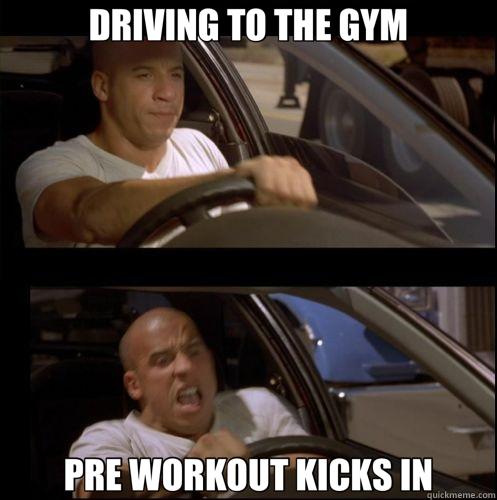 Pre workout Pré entrainement poudres