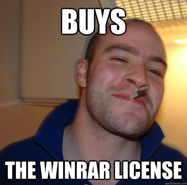 Buys The winrar license - Buys The winrar license  Misc