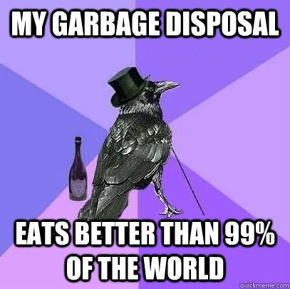 garbage report disposal
