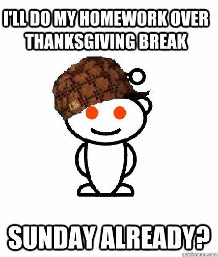 Do my own homework reddit