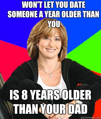 The older than you