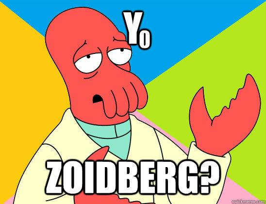 Y zoidberg? 0 - Y zoidberg? 0  Misc