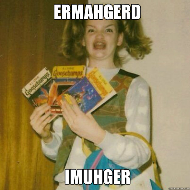 ERMAHGERD IMUHGER Caption 3 goes here