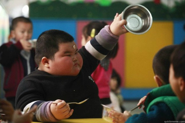 lol  Fat Asian Kid