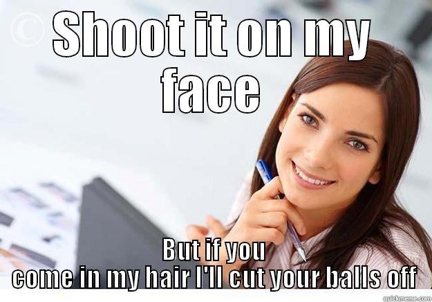 me face Shoot meme the in