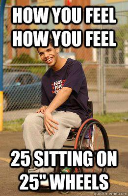 how you feel how you feel 25 sitting on 25