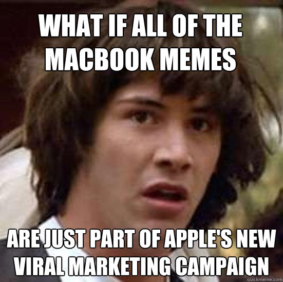 New Funny Videos Viral: What If All Of The Macbook Memes Are Just Part Of Apple's