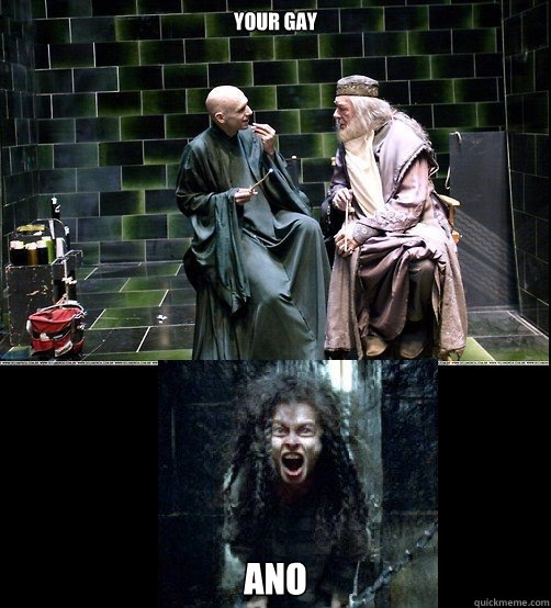 your gay ano - your gay ano  Mean Girls and Harry Potter Go Hand in Hand