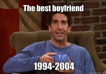 The best boyfriend 1994-2004