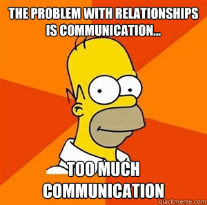 relationship communication problems advice