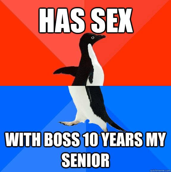 10 years my senior