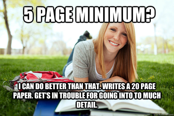Funny Memes For Studying : Dumb studying college girl memes quickmeme