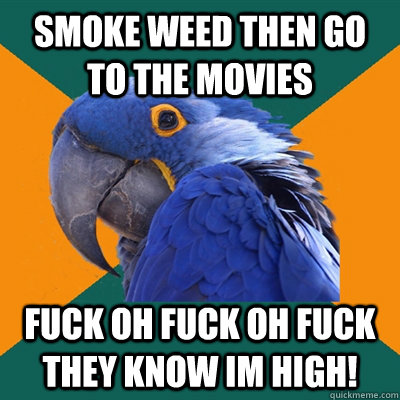 Have smoking weed then fuck reply