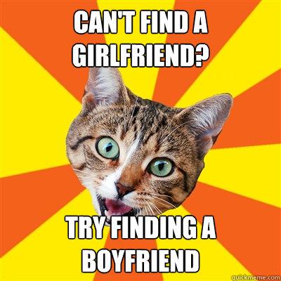 can t get girlfriend