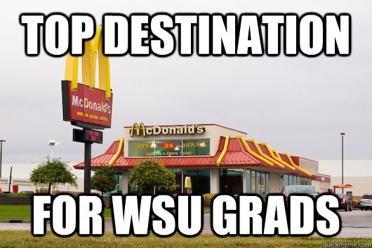 top destination for WSU Grads