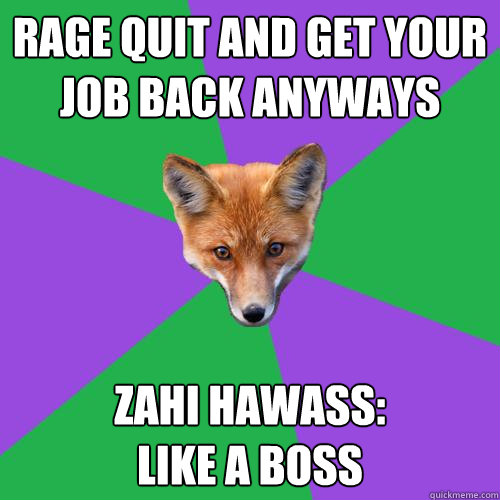 Quitting Job Rage Quit And Get Your Job
